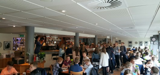 1Restaurant Pizzeria Marco Polo, Herning