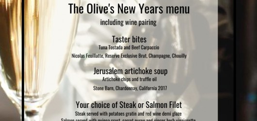 The Olive Kitchen & Bar